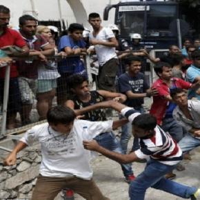 Conflicte între refugiați în Germania