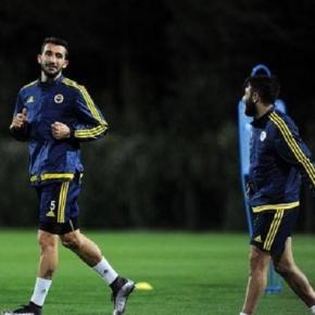 Fenerbahce vor dem Spiel gegen Trabzonspor