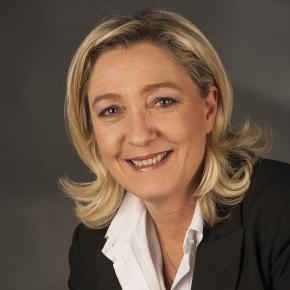 Marine Le Pen - lider Frontu Narodowego