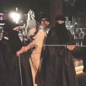 Sclave sexuale ale Statului Islamic