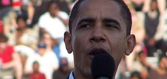 "Obama spoke of ""turning point"" in global efforts"