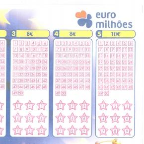 Apostas do euromilhoes