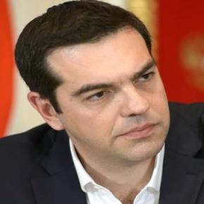 Prime Minister Tsipras implementing reforms.