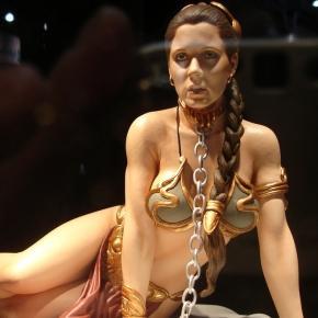 Fotos: Carrie Fisher: El vestido de la princesa Leia y