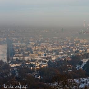 Znowu smog w Krakowie - Krakow4u.pl