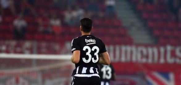 Mario Gomez fühlt sich bei Besiktas wohl