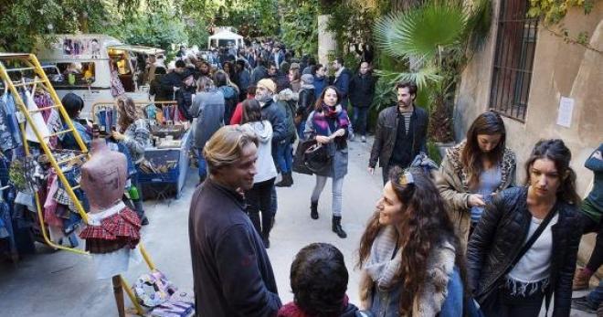 Este fin de semana en barcelona mercadillos creativos y for Eventos en barcelona este fin de semana