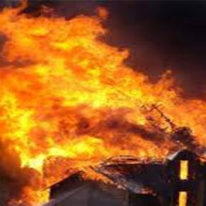 116 tineri au murit arsi intr-o biserica din Arges