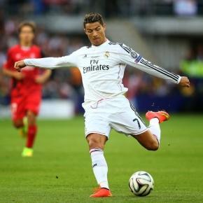 Cristiano Ronaldo é uma das armas do Real Madrid