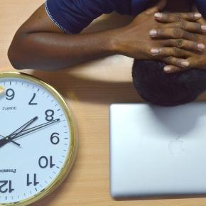 El estrés laboral puede causar la muerte