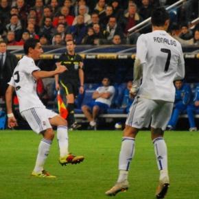 Ronaldo und di Maria bald bei PSG vereint?