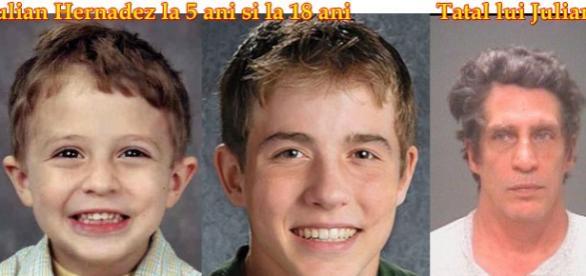 Băiatul dispărut timp de 13 ani răpit de tatăl său