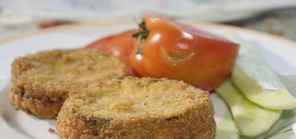 La ricetta 'Mozzarella con carciofi in carrozza'