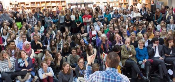 Lesen und Lachen: Poetry-Slam auf der Messe 2015