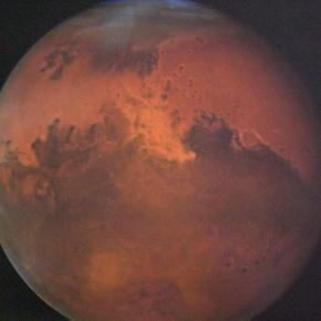 Planeta Marte ar putea deveni a doua noastră casă.