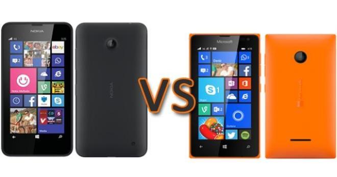 Lumia 635 vs 435 ecco le differenze e i prezzi dei due for 11 435