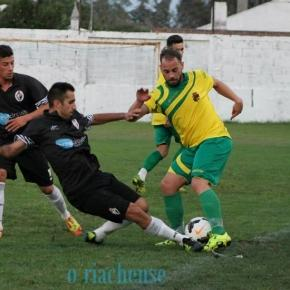 Riachense - Torres Novas | O derby da região
