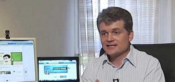 Andreas Schou fundador de Socialocho.com