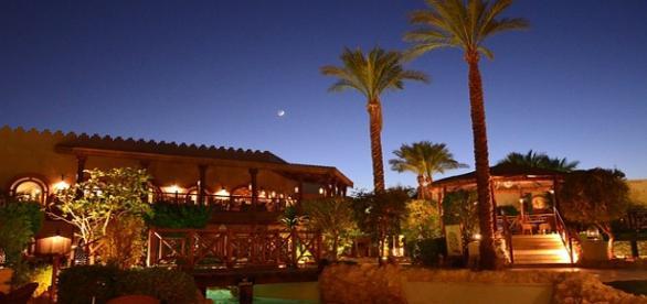 Resort in Sharm el-Sheikh.Credit: soynanii/Pixabay