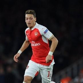 Mesut Özil ist der Tor-Butler Europas