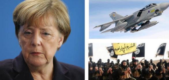 Germania declară război Statului Islamic