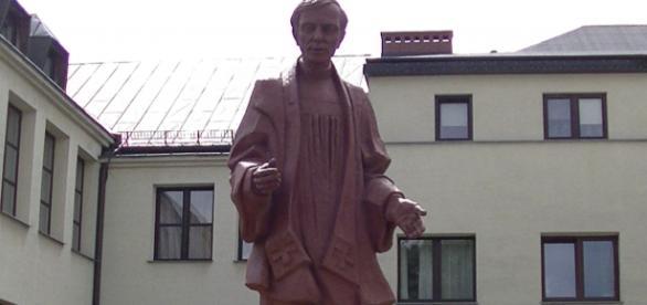 Pomnik bł. ks. Jerzego Popiełuszki