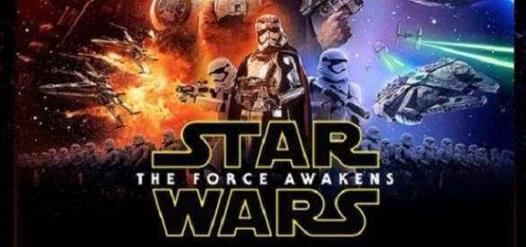 Star Wars 7, The Force Awakens
