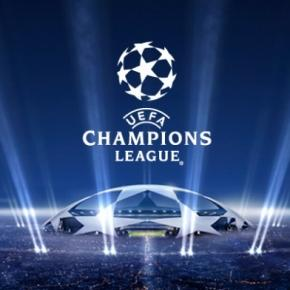 A Champions League avança para os oitavos-de-final