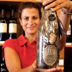 Abissi, Italian Sparkling Wine (Ligurian Sea).