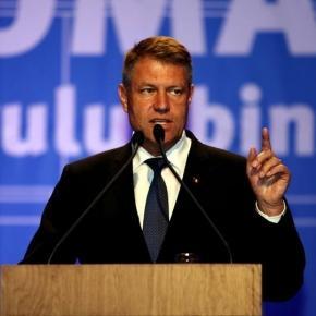 Președintele României, Klaus Iohannis