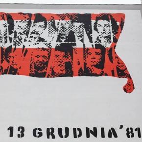Warszawski mural. Źródło: Facebook IPN