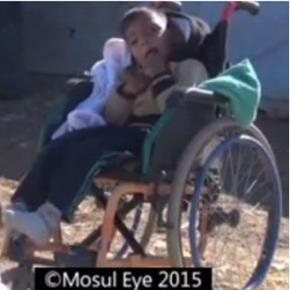 ISIS vrea să ucidă toţi copiii cu dizabilităţi