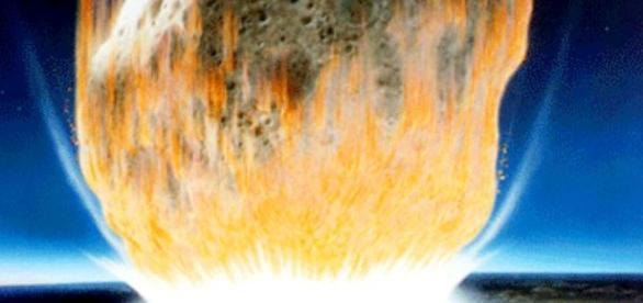 Kolizja z dużą asteroidą miałaby zgubne skutki