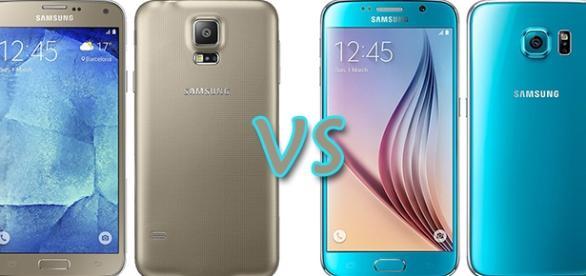 Samsung Galaxy S5 Neo Vs S6 Confronto Prezzi Funzionalita E Specifiche