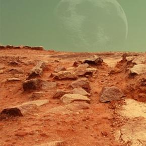 Volunteers for a simulation of life on Mars