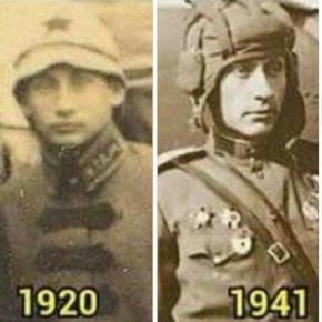 Dovedeşte fotomontajul că Putin este nemuritor?