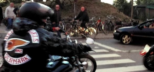 Symbolbild: Hells Angels in Dänemark