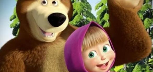 Masha e orso al cinema arriva il film amici per sempre