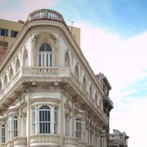 Havana, the capital city of Cuba (Wikipedia)