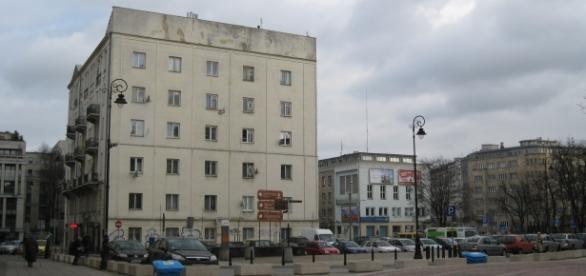 Parking - Krakowskie Przedmieście 2