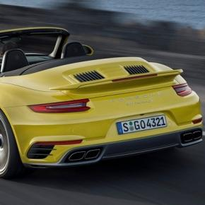 Turbo i Turbo S po faceliftingu.