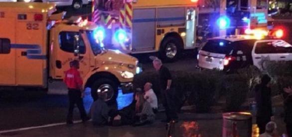 Un mort şi 37 de răniţi în Las Vegas