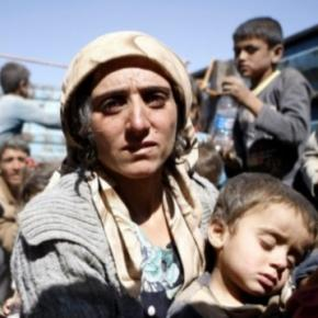 Problem uchodźców wciąż nie został rozwiązany.