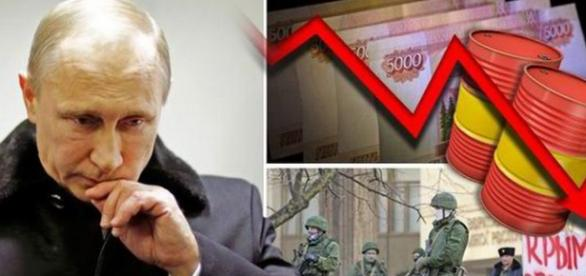 Criza Rusiei se face simtita din plin
