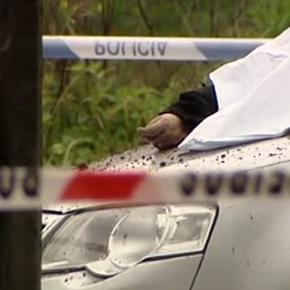 Força da explosão projectou corpo da vítima