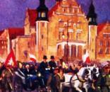 Przejazd Paderewskiego przez Poznań (poznan.pl)