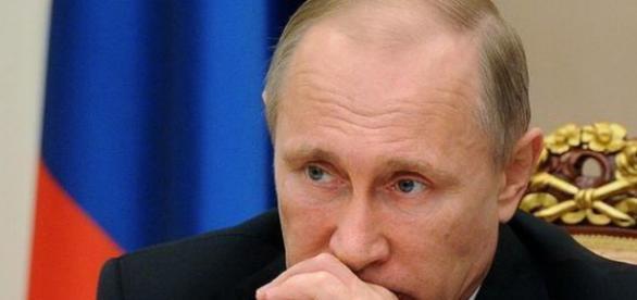 Liderul de la Kremlin, Vladimir Putin