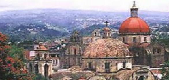 México conjunción de varias culturas