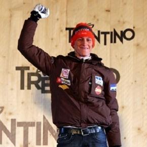 Peter Prevc hat die dritte Etappe gewonnen