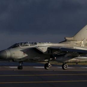 Avioanele britanice au atacat ISIS, in Siria